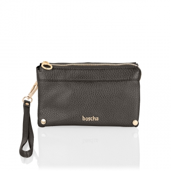 Boscha Clutch Anthracite