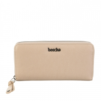 Boscha Wallet L Bubble Rose