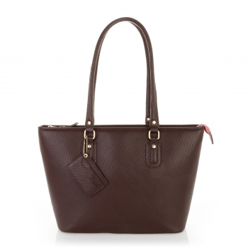 Sansibar Shopper Chocolate