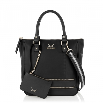 Sansibar Shopper Black