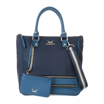 Sansibar Shopper Navy